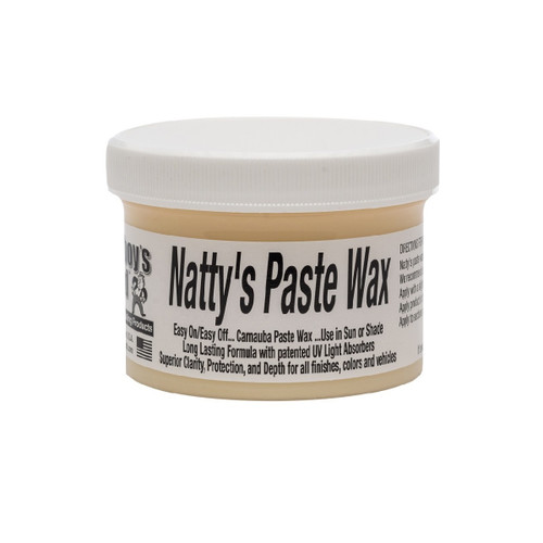 Poorboy's World Natty's Paste Wax 8oz