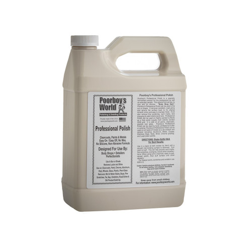 Poorboy's World Professional Polish Gallon
