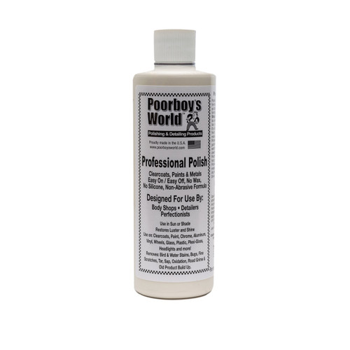Poorboy's World Professional Polish 16oz