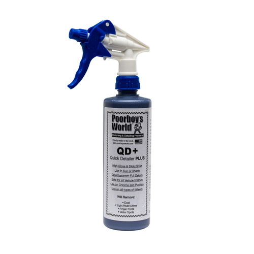Poorboy's World QD+ 16oz w/Sprayer