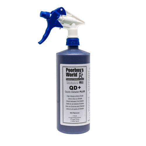 Poorboy's World QD+ 32oz w/Sprayer