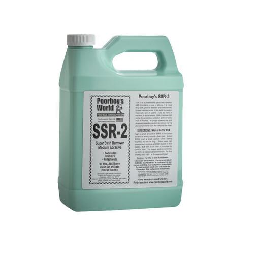 Poorboy's World SSR-2 Super Swirl Remover Gallon