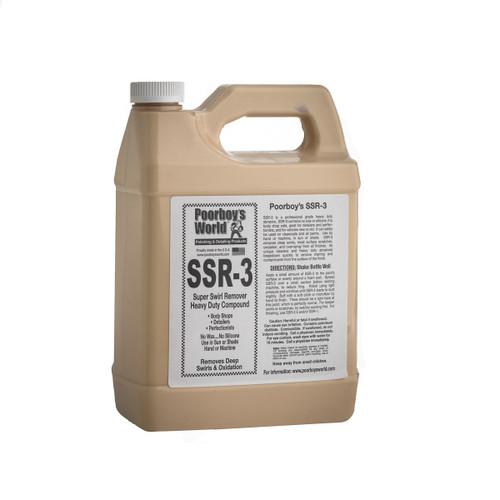 Poorboy's World SSR-3 Super Swirl Remover Gallon