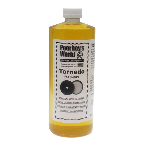 Poorboy's World Tornado Pad Cleaner 32oz Refill