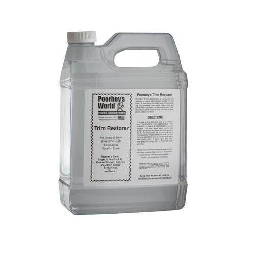 Poorboy's World Trim Restorer Gallon