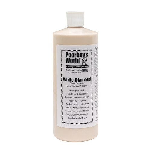 Poorboy's World White Diamond 32oz