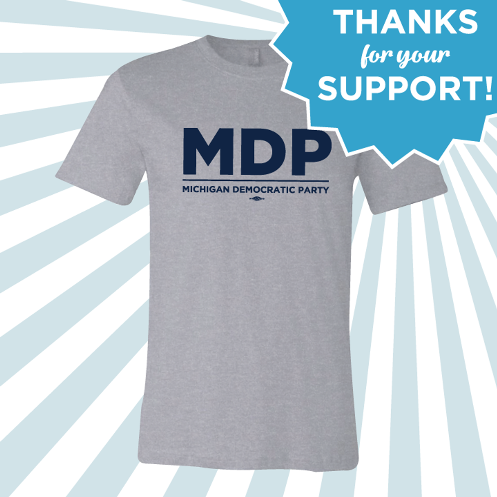 MDP Thank You T-Shirt!