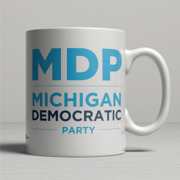 MDP Thank You Mug & Sticker!