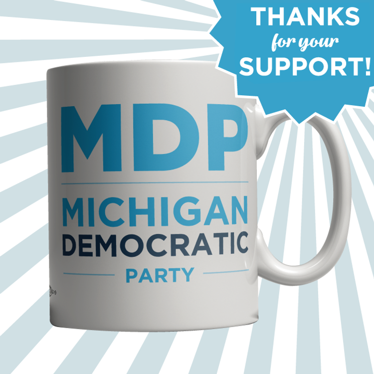 MDP Thank You Mug!