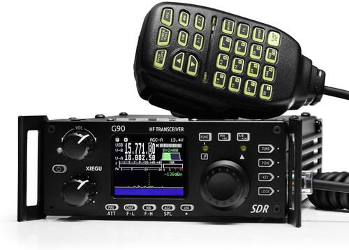 XIEGU G90 HF RADIO SDR QRP AUTO ANTENNA TUNER 20W REMOTE HEAD
