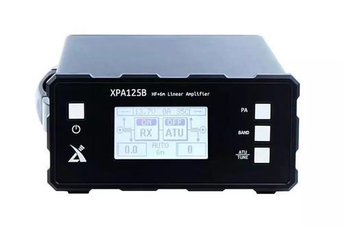 Xiegu XPA125B 100W HF Power Amplifier + Auto tuner ATU For X5105 X108G G1M G90 & Icom IC-705