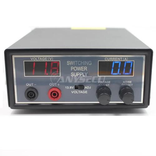 Anysecu High efficiency DC 110V Power Supply PS-30SW 13.8v DC 30AMP