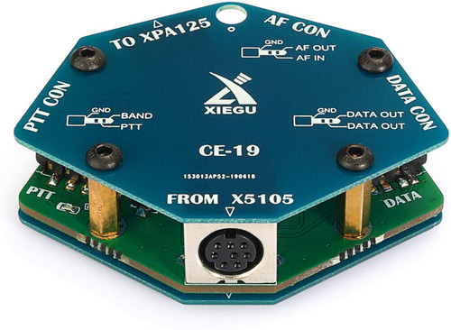 Xiegu CE-19 Data Interface Expansion Card for G90, G1M, X5105, XPA125B