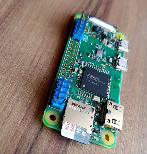 Raspberry Pi Zero W, With 8GB SDCARD
