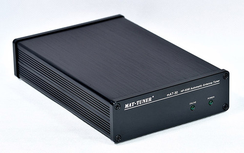 mAT-30 YAESU Automatic Antenna Tuner w/Yaesu Cable by mAT-TUNER