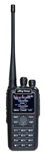 Anytone AT-D878UV II PLUS DMR BT APRS