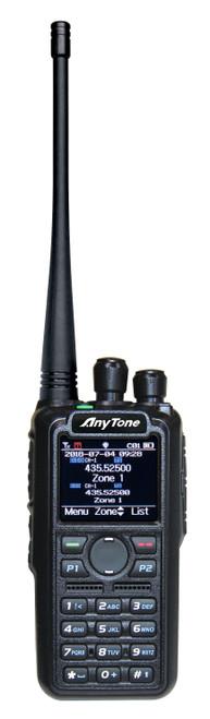 Anytone AT-D878UV II PLUS DMR BT APRS