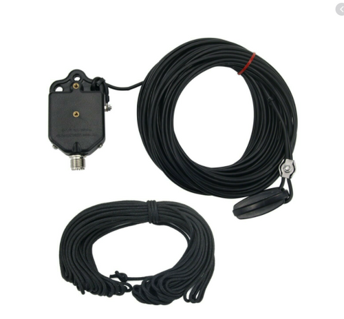 End-feed 150w PEP HF Antenna 4 Bands 7/14/21/28MHz Resonance without Adjustments 4B150w