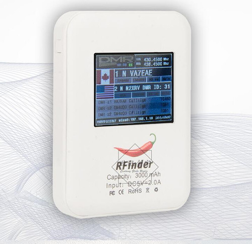 Duplex MMDVM Hotspot UHF VHF + 2.3.inch LCD + Raspberry Pi + 6800mAh Battey For C4FM/DMR/D-STAR/P25/NXDN Power bank