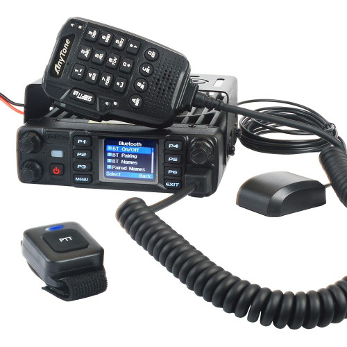 anytone-at-d-578-III-plus-digital-dmr-dual-band-handheld-commercial-radio-with-roaming-and-gps-amateur-ham-radio-calgary-dxcanada-ve3xyd