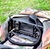 Tactical Side Frame for ICOM IC-7300 IC-9700 With DIY braided Nylon Rope Handle