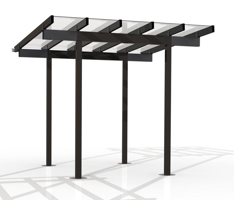 Kitset Pergolas - 3.046m wide, 5 panels