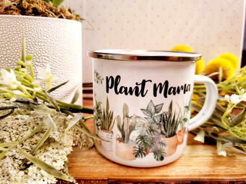 Plant Mama Camp Mug