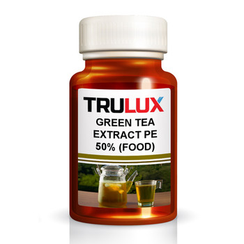 GREEN TEA EXTRACT PE 50% (FOOD)
