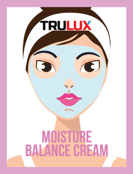 MOISTURE BALANCE CREAM - CLEAR SKIN RANGE - MADE BY TRULUX