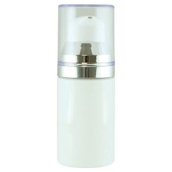 LUMSON APP 355 S WHITE, SILVER COLLAR 15ML