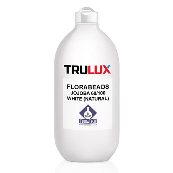 FLORABEADS JOJOBA 60/100 WHITE (NATURAL)