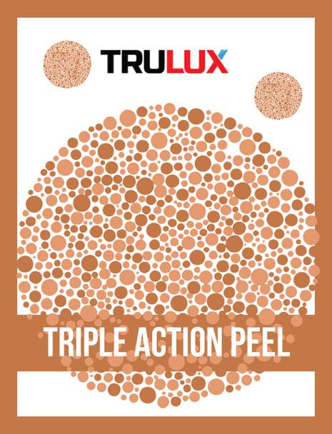 TRIPLE ACTION PEEL