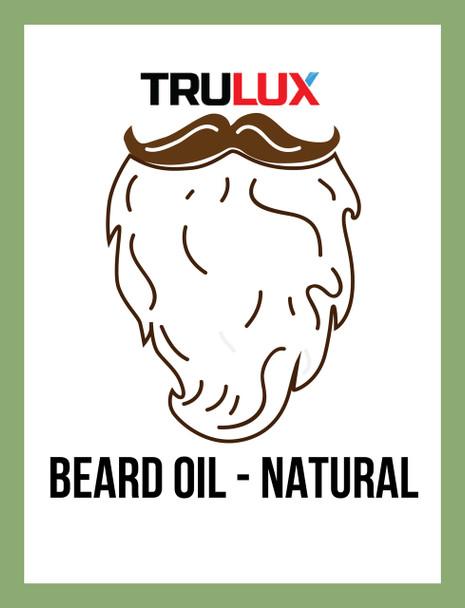 BEARD OIL - NATURAL