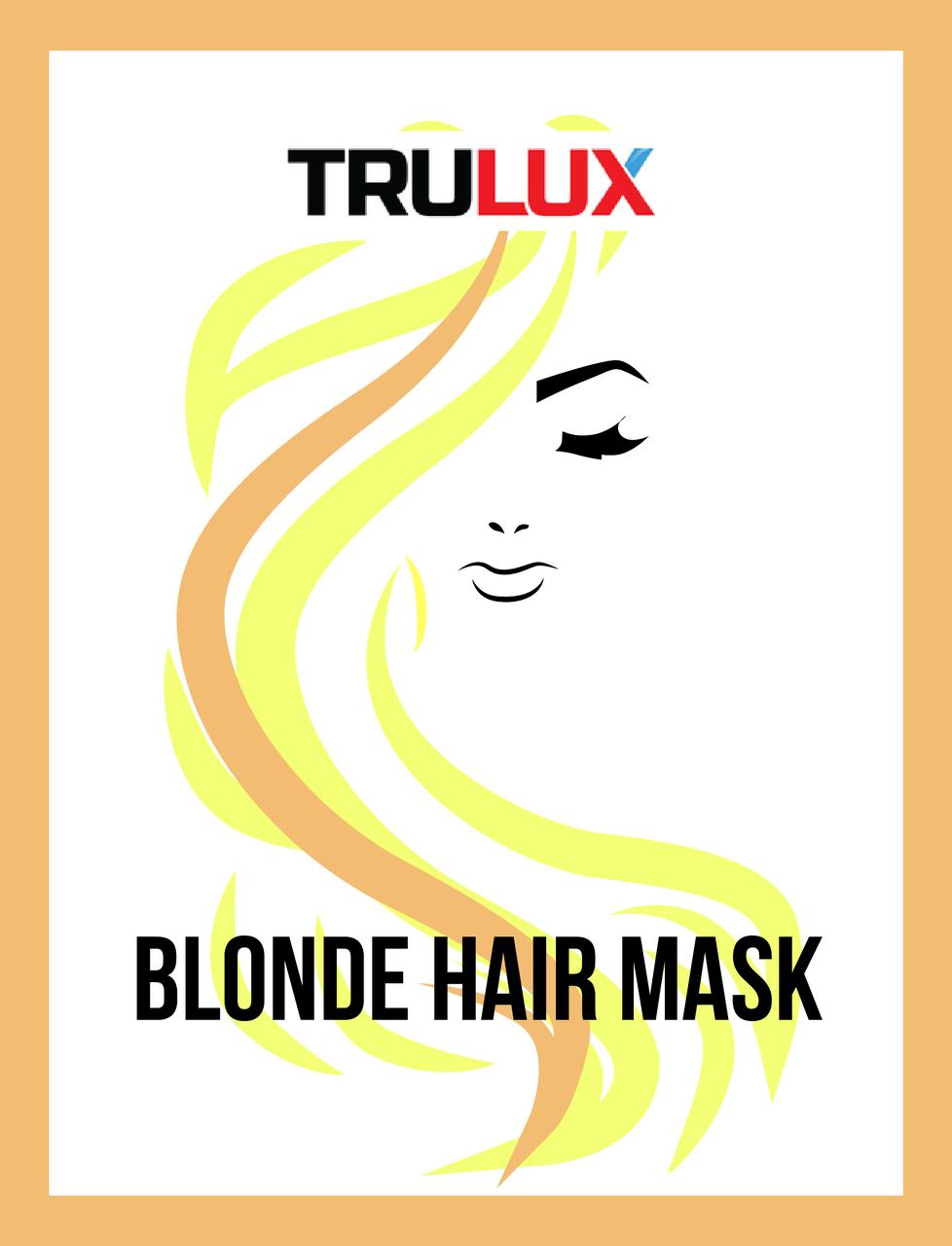 BLONDE HAIR MASK