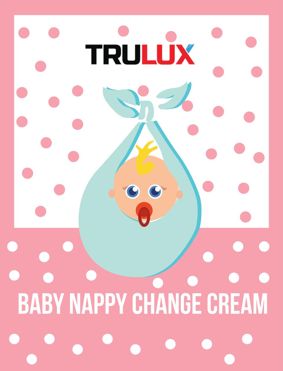 BABY NAPPY CHANGE CREAM