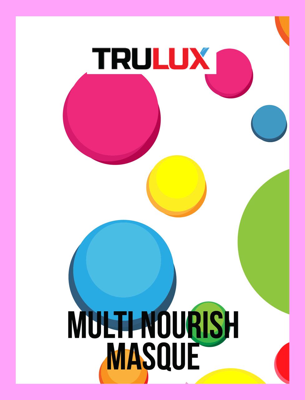 MULTI NOURISH MASQUE