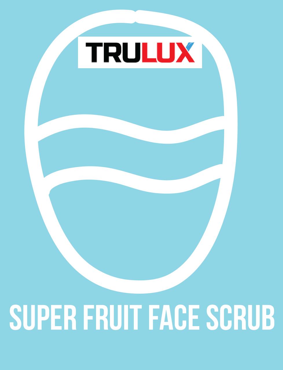 SUPER FRUIT FACE SCRUB