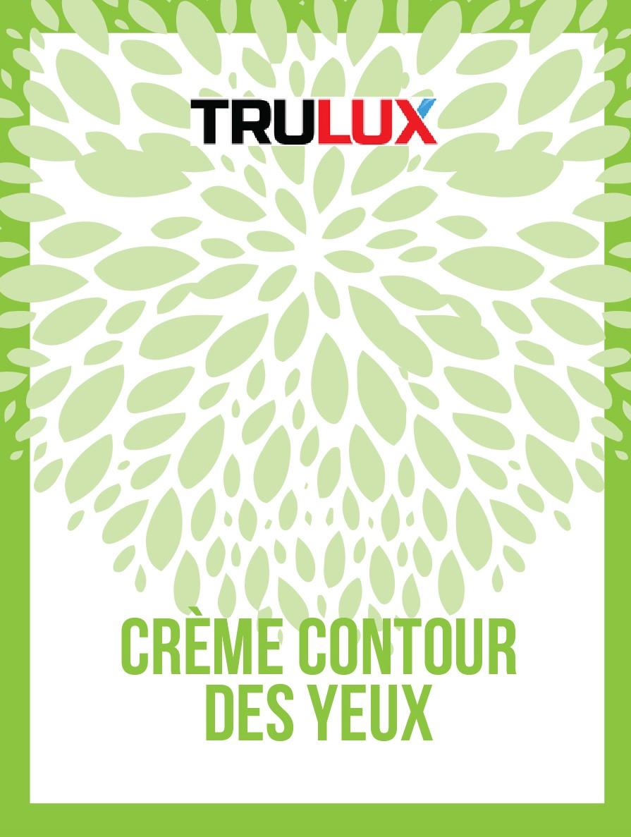 CRÈME CONTOUR DES YEUX (EYE CREAM)