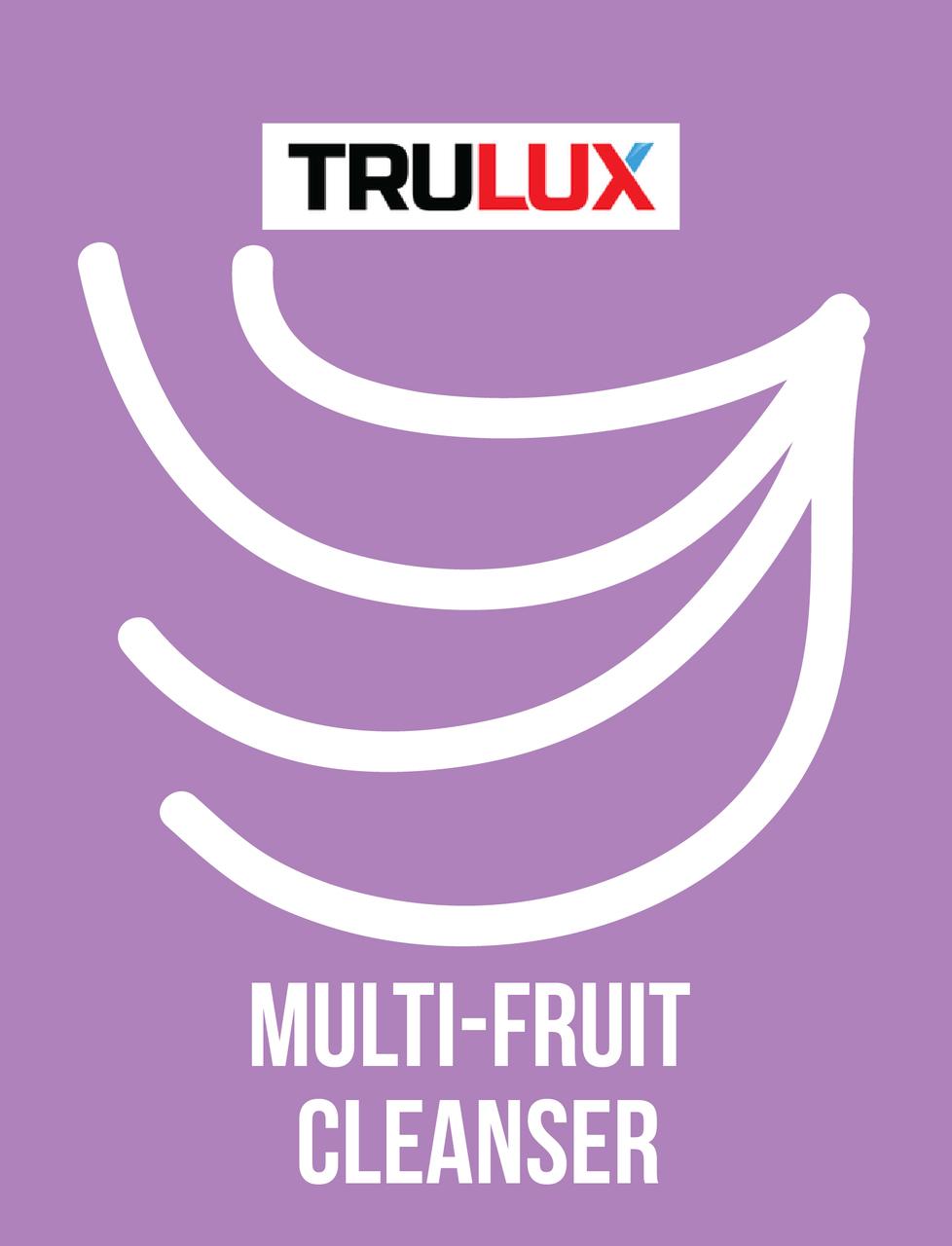 MULTI-FRUIT CLEANSER