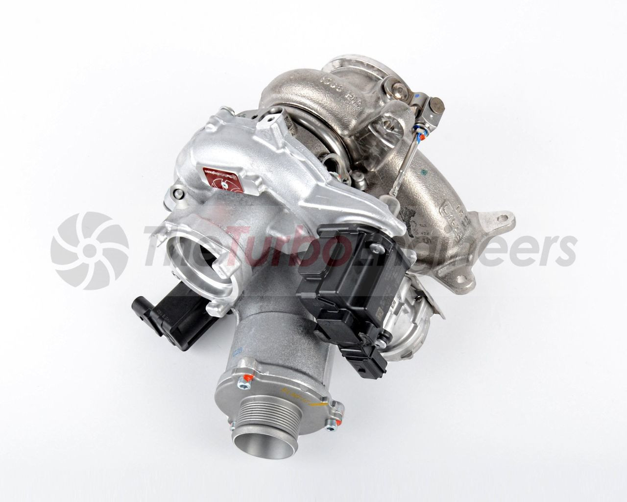 The Turbo Engineers >> The Turbo Engineers Tte535 Hybrid Is38 Turbo Charger Exchange