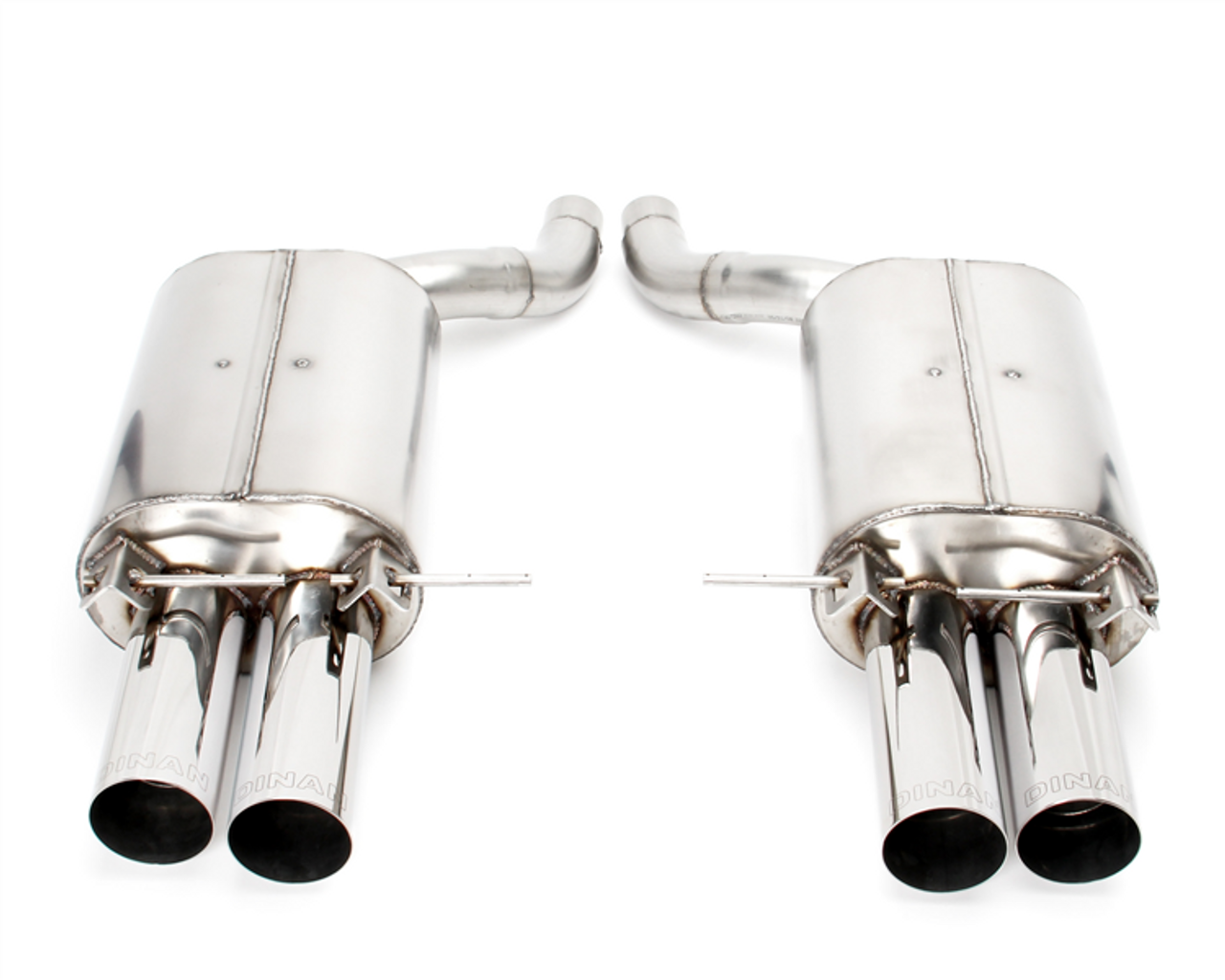 Dinan Free Flow Exhaust For Bmw M5 E60 2006 2010 Ecotune Performance Without Compromise