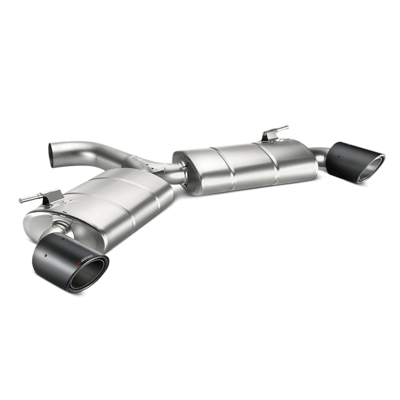 Akrapovic Slip On Line Titanium Exhaust System Vw Golf Mk7 Gti Ecotune Performance Without Compromise