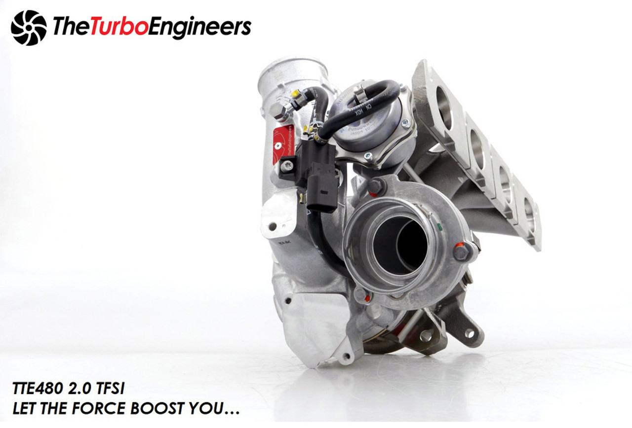 The Turbo Engineers - TTE480 Hybrid KO4 Turbo Charger - Ecotune