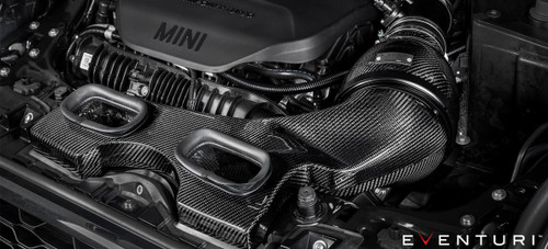 Eventuri Black Carbon Intake - Mini Cooper S/JCW Pre Facelift
