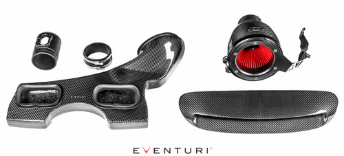 Eventuri Black Carbon Intake - Mini Cooper S/JCW Pre Facelift