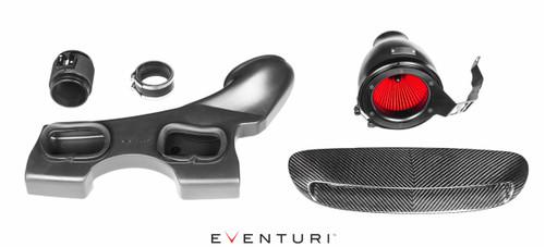 Eventuri Plastic Intake with Carbon Scoop - Mini Cooper S/JCW F56 Facelift
