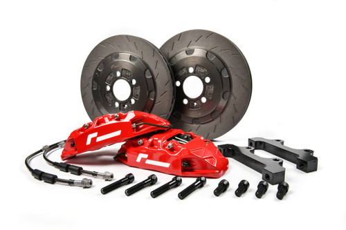 Racingline Stage 1 Brake Kit - S1, Polo 6R/6C, Ibiza 6J/6P - 330mm 4 Pot