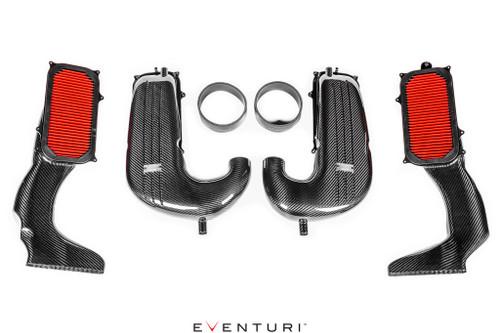 Eventuri Carbon Intake System - Mercedes GLC63S AMG
