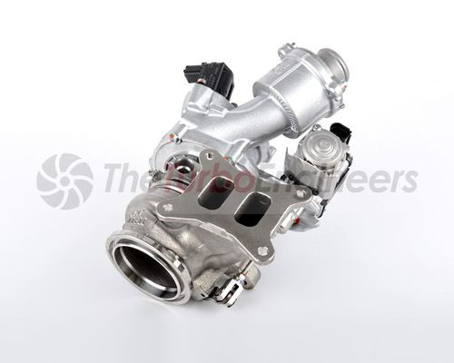 The Turbo Engineers - TTE535 Hybrid IS38 Turbo Charger - Ecotune