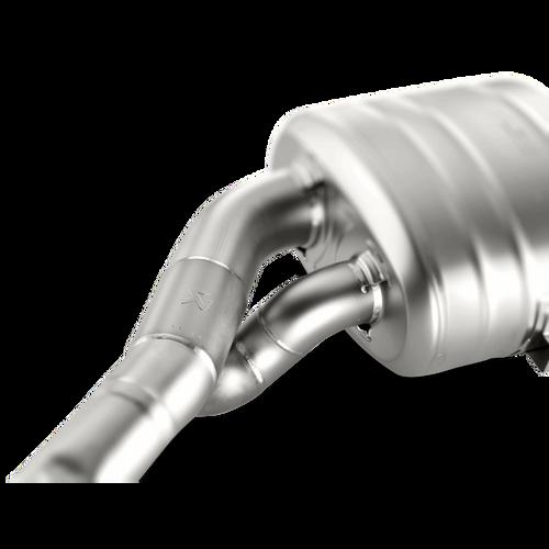 Akrapovic 'Evolution Line' Titanium Exhaust System - Audi S7 (C7